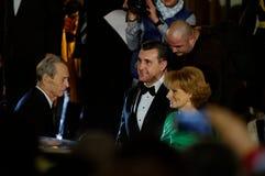 Königsfamilie von Rumänien Stockfoto
