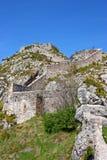 Knin Festung Stockfotos