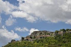 Knin-Festung Lizenzfreie Stockfotografie