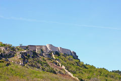 Knin fortress Stock Images