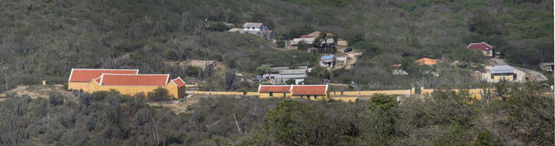 Knip Landhouse Stock Image