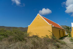 Knip landhouse  Curacao Views Royalty Free Stock Photos