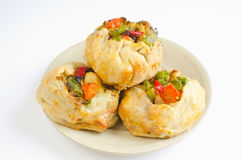 Knishes foto de stock royalty free
