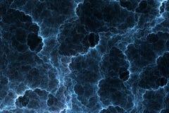 Knistern - gezacktes Energie-Muster mit Intircate-Detail lizenzfreie stockbilder