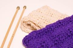 knit royaltyfri bild