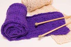 knit royaltyfria bilder