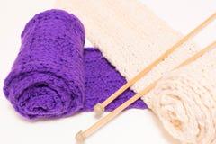 knit Fotografia Stock