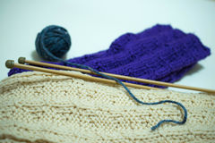 knit arkivbilder