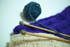knit royaltyfri fotografi