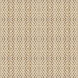 Knit Aran безшовный Стоковая Фотография