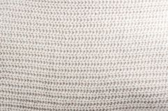 Knit Brown Yarn Ruffle Wrinkle Texture Stock Image - Image