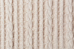 Knit fabric Stock Photo
