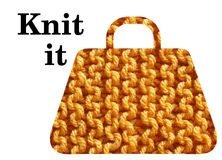 Knit It Stock Photo