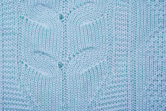 Knit texture Stock Images