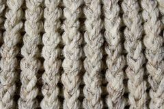 Knit Texture Royalty Free Stock Image
