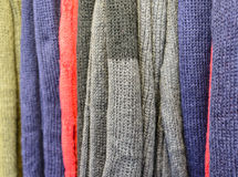 Knit Wear Royalty Free Stock Images