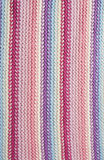 Knit woolen texture. Fabric multicolor background Royalty Free Stock Photo