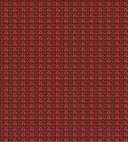 Knit yarn vintage red vertical seamless pattern Royalty Free Stock Photography