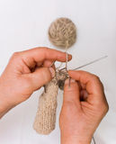 Knits Royalty Free Stock Photography