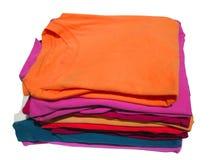 Knits colorés image libre de droits