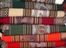 Knits de type d'Inca Photographie stock