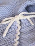 Knitted baby clothes Royalty Free Stock Photo