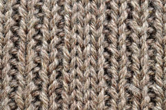 Knitted Background Stock Photography