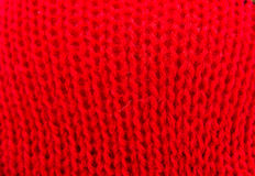 Knitted background Christmas Royalty Free Stock Images