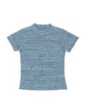 Knitted blouse Royalty Free Stock Photos
