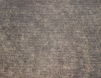 Knitted brown canvas grunge texture as background Stock Photography