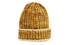 Knitted cap Stock Images