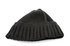 knitted cap Royalty Free Stock Image