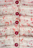 Knitted Cardigan background Stock Images