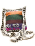 Knitted carry pouch honduras central america royalty free stock image