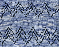 Knitted cloth Royalty Free Stock Photo