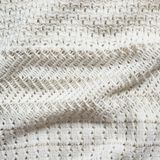 Knitted cloth material Stock Photos