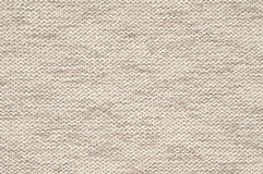 Knitted cloth texture Stock Image