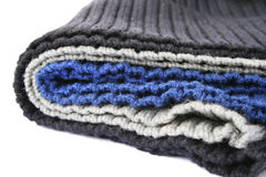 Knitted cloths Stock Photo