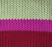 Knitted colorful background  knitted. Knitted colorful background large knitted Royalty Free Stock Image