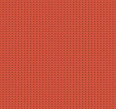 Knitted coral texture Stock Images