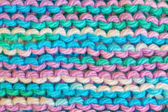 Knitted Craft Stock Image