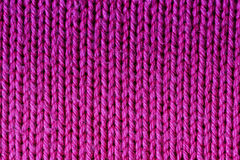 Knitted fabric close up Royalty Free Stock Image