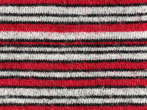 Knitted fabric close-up Royalty Free Stock Photos