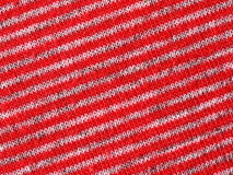 Knitted fabric close-up Royalty Free Stock Photography