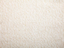 Knitted fabric cloth sample Royalty Free Stock Photo