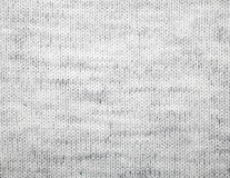 Knitted fabric cloth sample Royalty Free Stock Photography