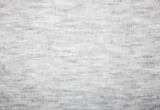 Knitted fabric cloth sample Stock Image