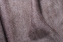 The knitted fabric Stock Photography