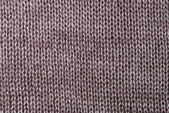 The knitted fabric Royalty Free Stock Photography