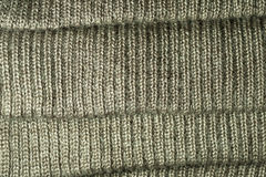 The knitted fabric Stock Images